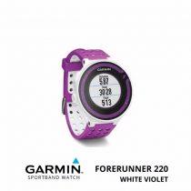 Jual Garmin Forerunner 220 White Violet toko kamera online