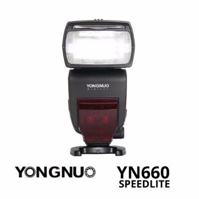 jual Yongnuo YN660 Speedlite