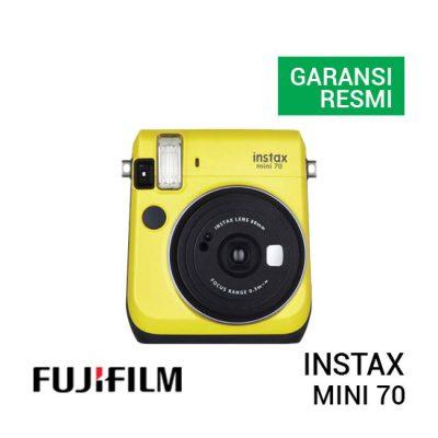 jual kamera Fujifilm Instax Mini 70 Canary Yellow harga murah surabaya jakarta