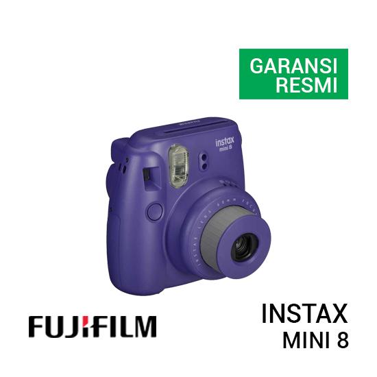 jual kamera Fujifilm Instax Mini 8 Grape harga murah surabaya jakarta