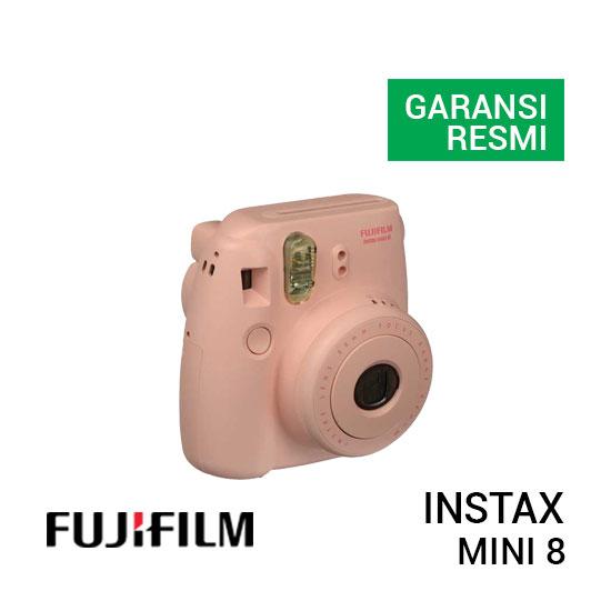 jual kamera Fujifilm Instax Mini 8 Pink harga murah surabaya jakarta