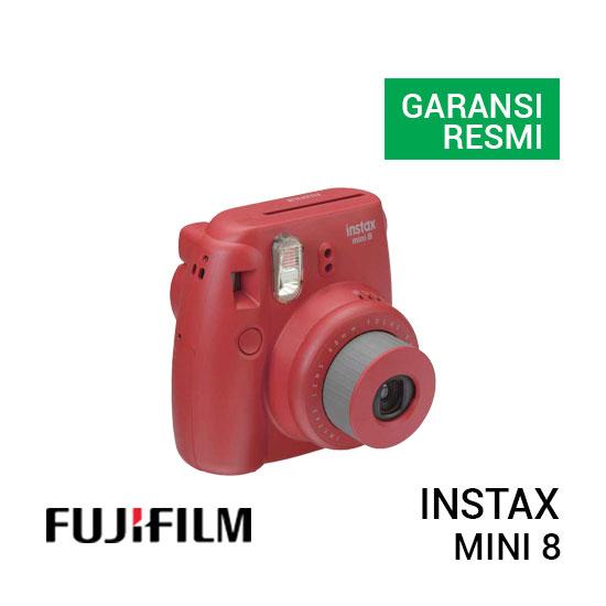 jual kamera Fujifilm Instax Mini 8 Rasberry harga murah surabaya jakarta