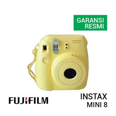 jual kamera Fujifilm Instax Mini 8 Yellow harga murah surabaya jakarta