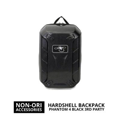 jual DJI Phantom 4 Hardshell Backpack Black 3RD Party