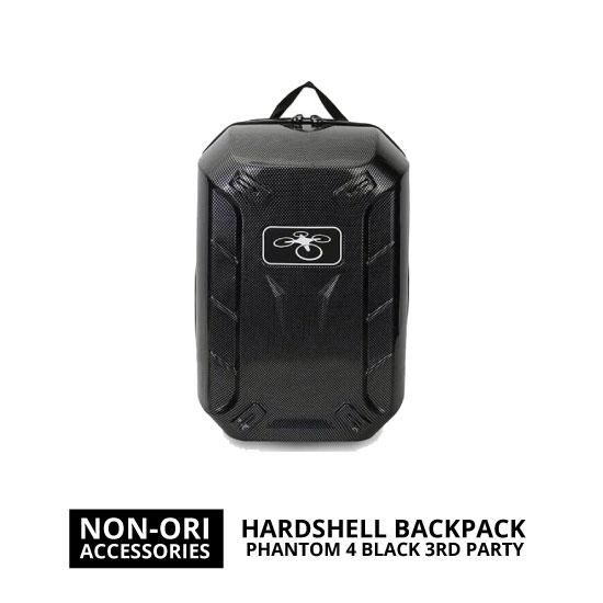 jual DJI Phantom 4 Hardshell Backpack Black 3RD Party