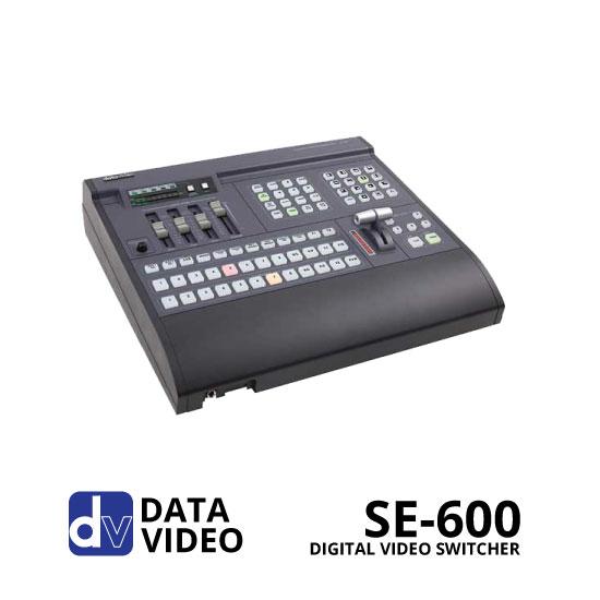 jual Datavideo SE-600 Digital Video Switcher