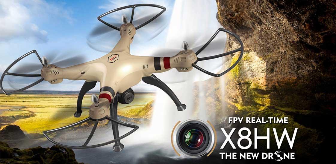 Jual Syma X8HW RC Quadcopter toko kamera online