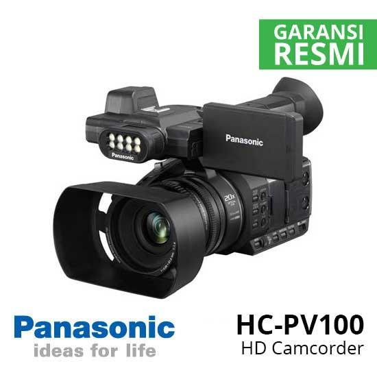 jual Panasonic HC-PV100 HD Camcorder