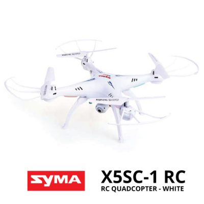 jual Syma X5SC-1 RC Quadcopter White
