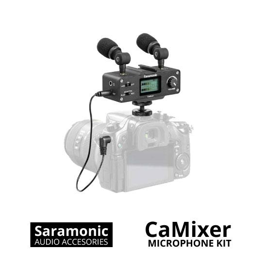 jual Saramonic CaMixer Microphone Kit