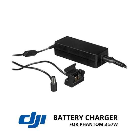 jual Battery Charger DJI Phantom 3 57W