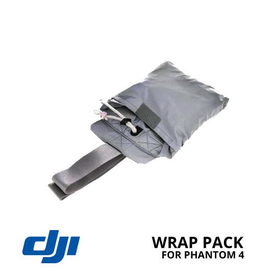 jual DJI Phantom 4 Wrap Pack Silver