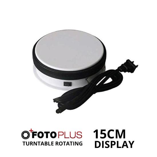 Jual Fotoplus Turntable Rotating Display 15cm