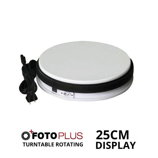 Jual Fotoplus Turntable Rotating Display 25cm