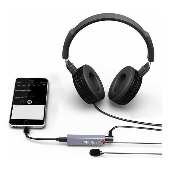 Jual Aputure A.Lyra Digital Lavalier Microphone