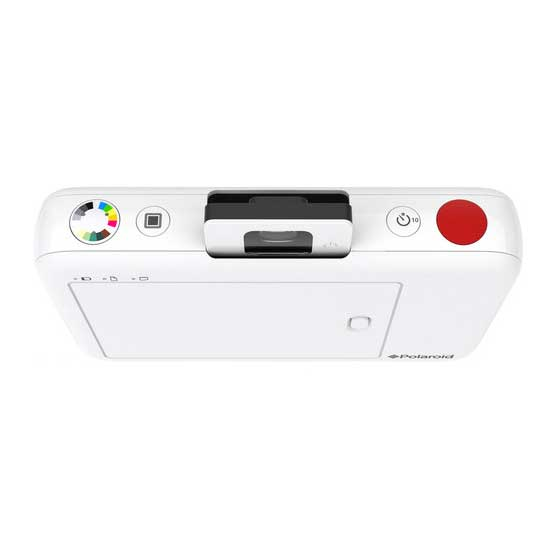 Jual Polaroid Snap Digital Camera White