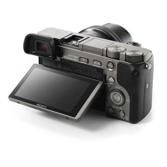 Jual Kamera Mirrorless Sony A6000 Kit 16-50mm Graphite Murah. Cek Harga Kamera Mirrorless Sony A6000 Kit 16-50mm Graphite disini, Toko Kamera Online Surabaya Jakarta - Plazakamera.com