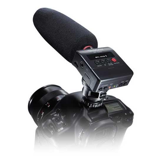Jual Tascam DR-10SG Camera-Mountable Audio Recorder toko kamera online