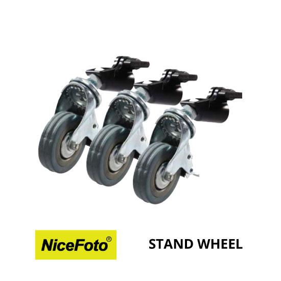 jual Nicefoto Stand Wheel Kits