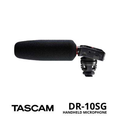 jual Tascam DR-10SG Camera-Mountable Audio Recorder