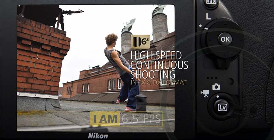 jual Nikon D750 Kit 24-120mm
