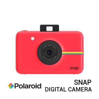 jual kamera Polaroid Snap Digital Camera Red harga murah surabaya jakarta