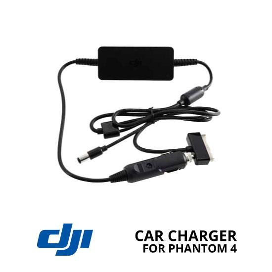 jual DJI Phantom 4 Car Charger