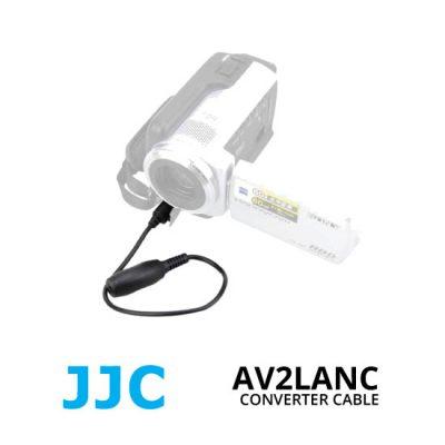 jual JJC AV2LANC Cable to convert JJC SR-VD1 SONY RM-VD1 remote for Sony Handycam