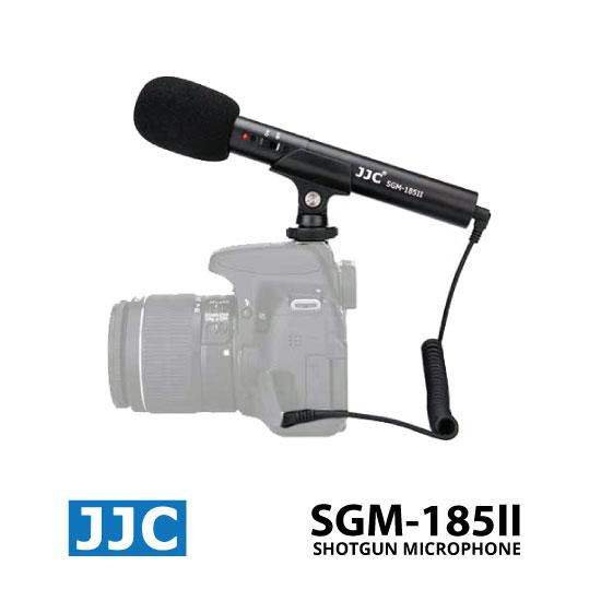 jual JJC SGM-185II DSLR/Video Mini Shotgun Microphone