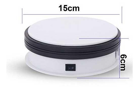 Jual Automatic Rotating Display 15cm