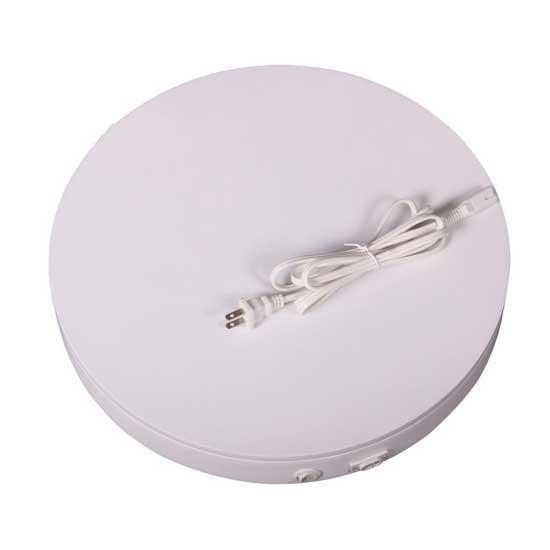 Jual Fotoplus Turntable Rotating Display 30cm with Lamp