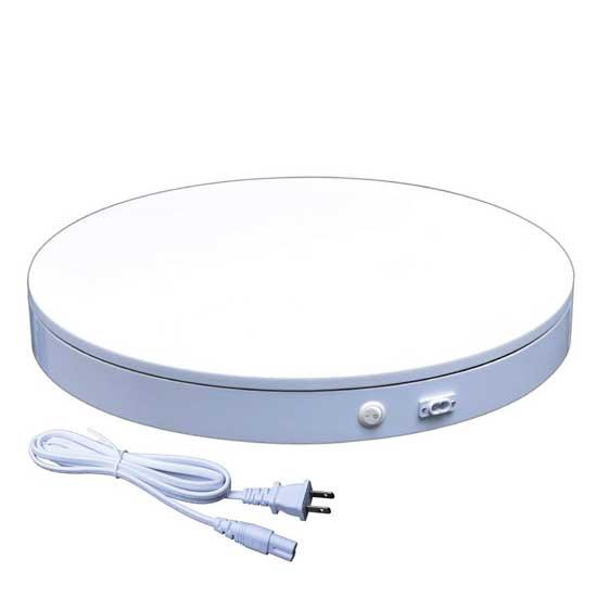 Jual Fotoplus Turntable Rotating Display 50cm with Lamp