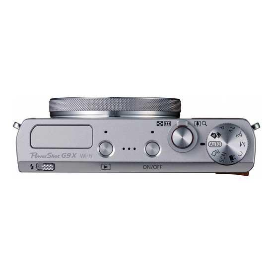 Jual Canon PowerShot G9 X Silver