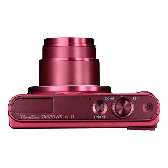 Jual Canon PowerShot SX620 HS Red