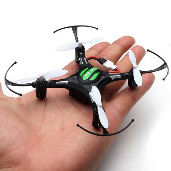 Jual Eachine H8 Mini RC Quadcopter RTF
