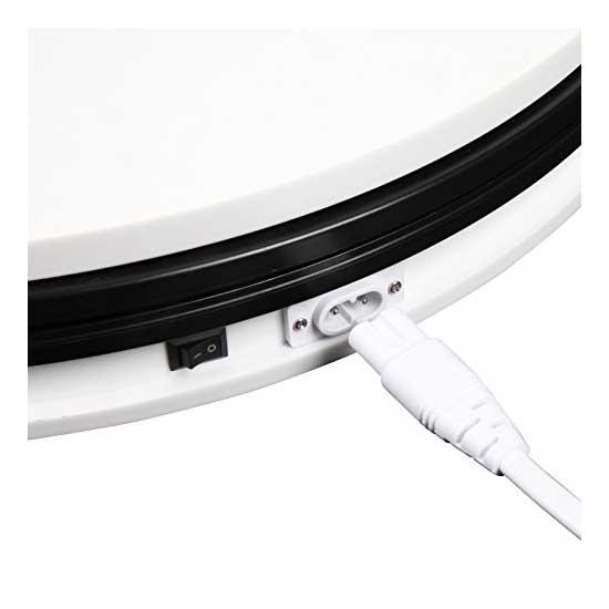 Jual Fotoplus Turntable Rotating Display 45cm