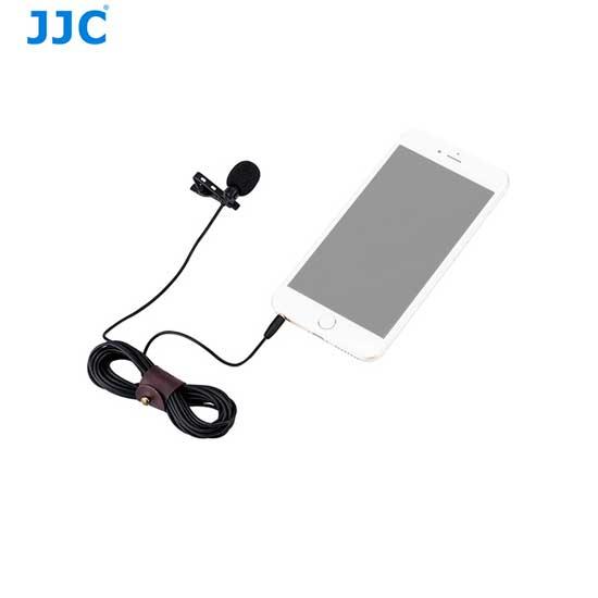 Jual JJC SGM-28 Omnidirectional Lavalier Microphone