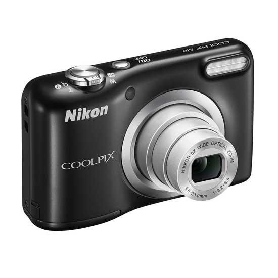 Jual Nikon Coolpix A10 Black