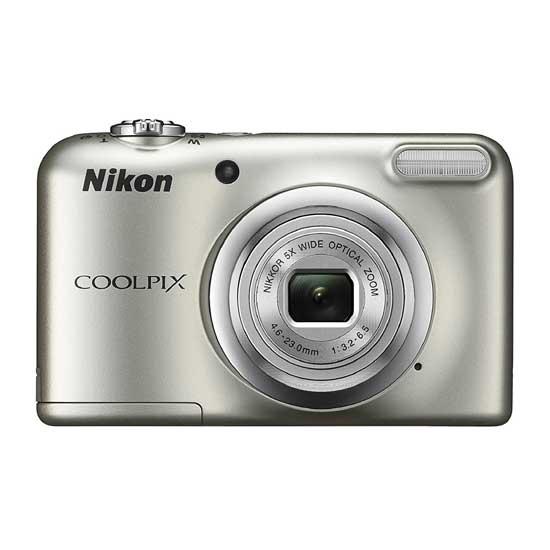 JJual Nikon Coolpix A10 Silver