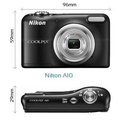 Jual-Nikon-Coolpix-A10-e