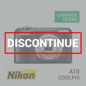 jual kamera Nikon Coolpix A10 Black harga murah surabaya jakarta