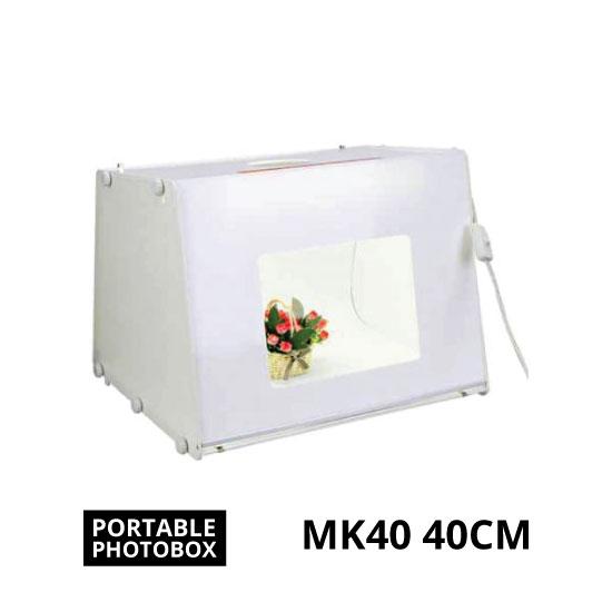 jual Portable Photobox 40cm MK40