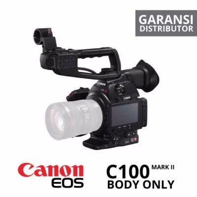 Canon EOS C100 Mark II Body Only