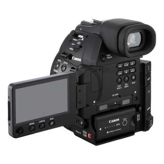 Jual Canon EOS C100 Mark II Body Only