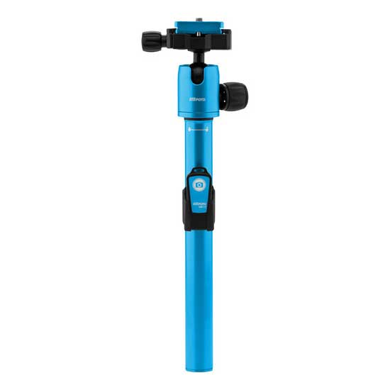 Jual MeFOTO BackPacker Air Travel Tripod Blue