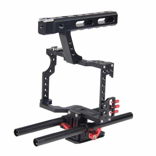 Jual Rig Stabilizer for DSLR Camera