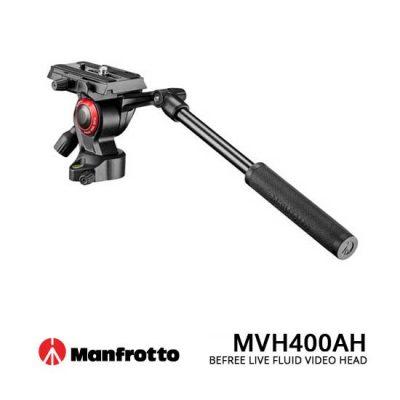 jual Manfrotto Befree Live Fluid Video Head MVH400AH