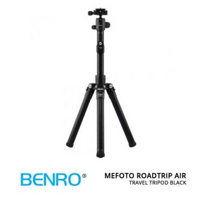 jual MeFOTO RoadTrip Air Travel Tripod Black
