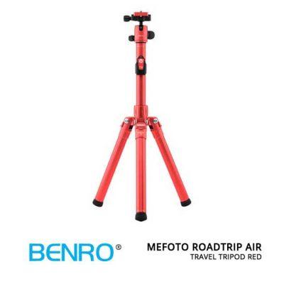 jual MeFOTO RoadTrip Air Travel Tripod Red