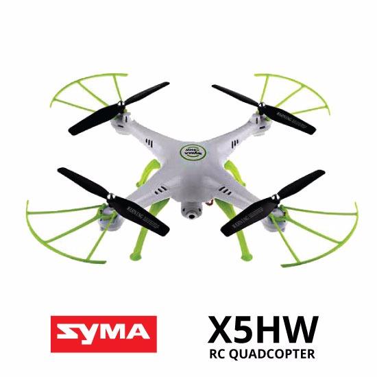 jual Syma X5HW RC Quadcopter White